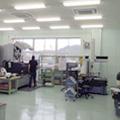 岩手大学三陸復興推進機構ものづくり産業復興推進部サテライトの研究室内写真
